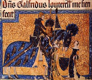 """Click here to learn more about """"The Luttrell Psalter"""""""