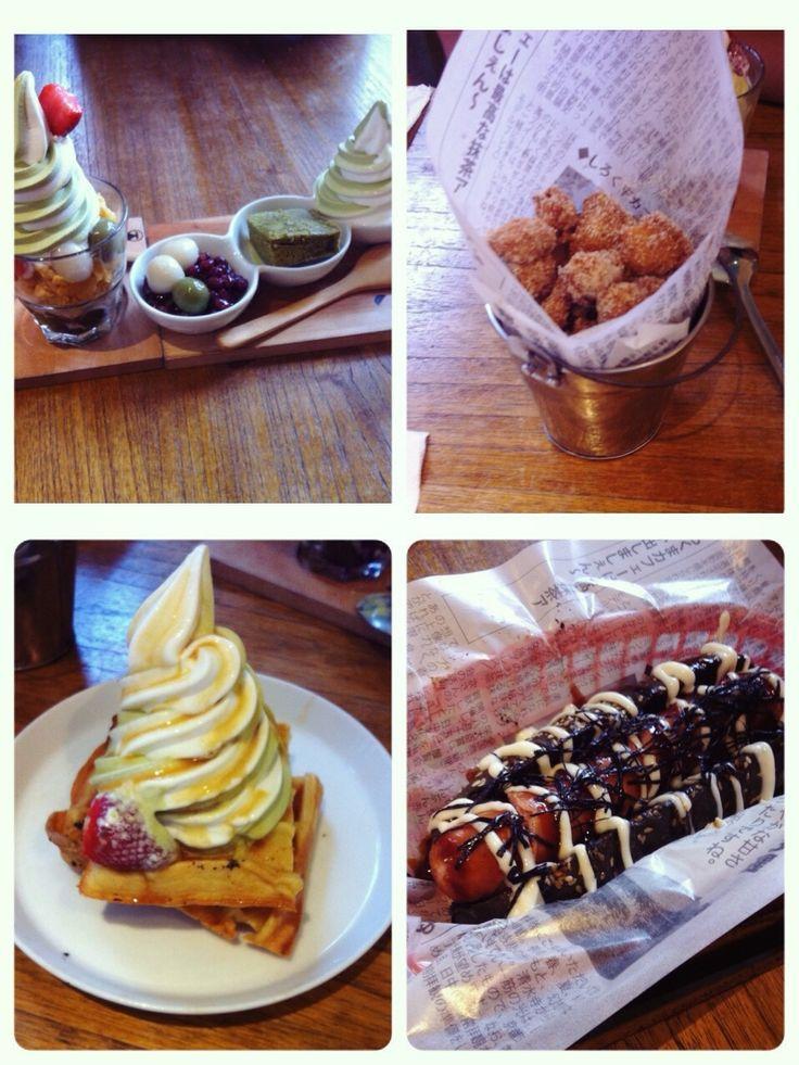 Shirokuma #Dessert