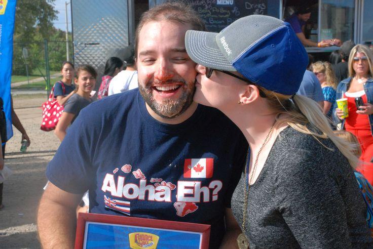 Ladies love a winner #FunnelCakeExpress #FTFO