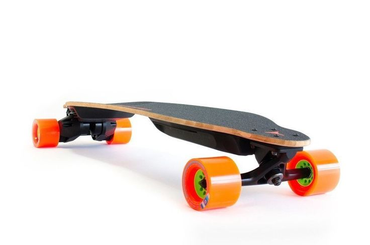 2000W Dual+ Boosted Electric Skateboard V.2 #Boosted
