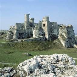 Ruins of the Castle in Ogrodzieniec - Poland's Official Travel Website