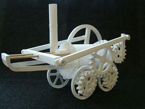 ぐるぐるクロニクル - Trevithick's Locomotive