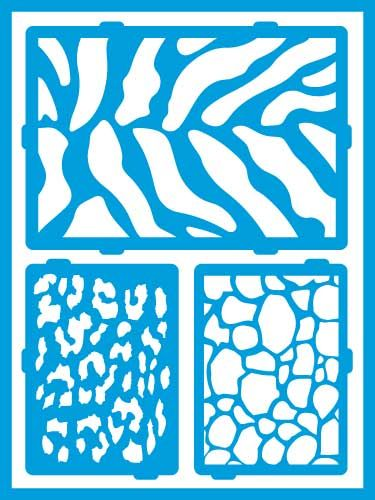 DecoArt: Americana Gloss Enamels Stick-On Stencils