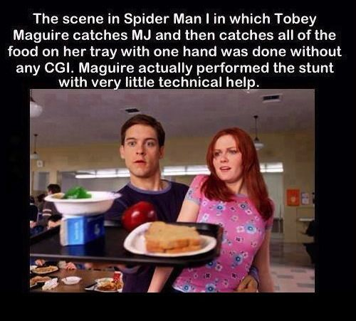 I don't care how hot Andrew Garfield's hair is, Toby Maguire was the better Spiderman