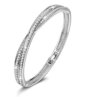 Bracelet for Women with Crystals from Swarovski - PARIS VOGUE collections