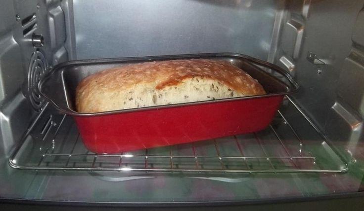 Шведский хлеб без замеса, вкусная выпечка для ленивых в духовке - Простые рецепты Овкусе.ру