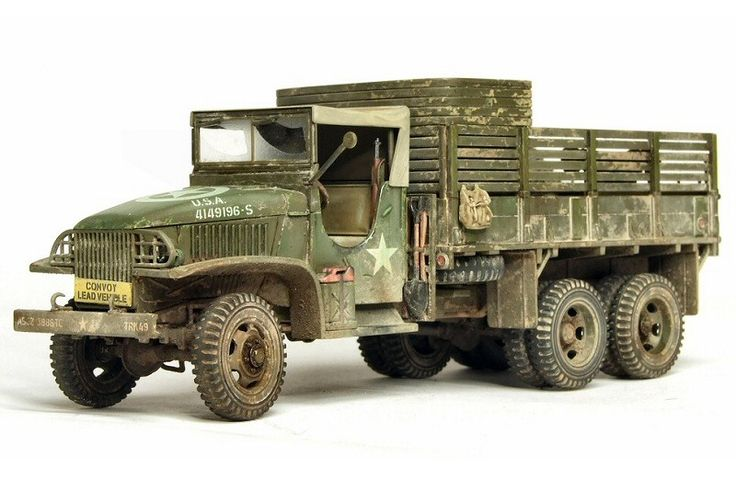 CCKW 353 6x6 GMC Truck