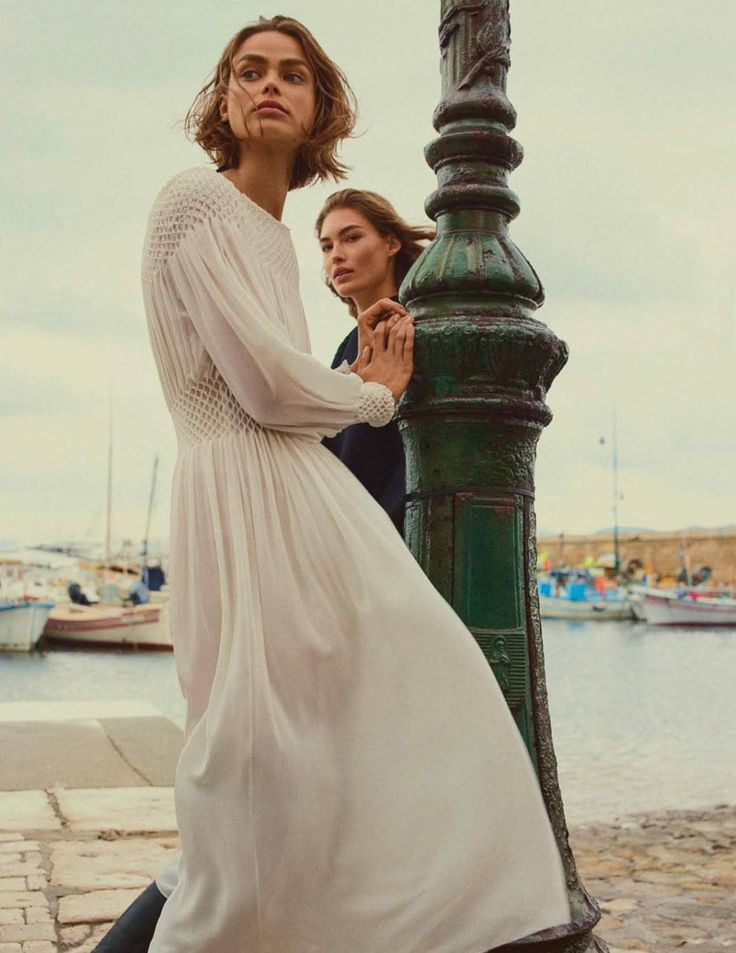 Vogue UK July 2017 Grace Elizabeth and Birgit Kos by Gregory Harris