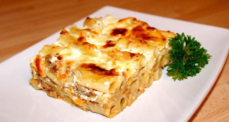 Darált húsos rakott tészta recept | APRÓSÉF.HU - receptek képekkel