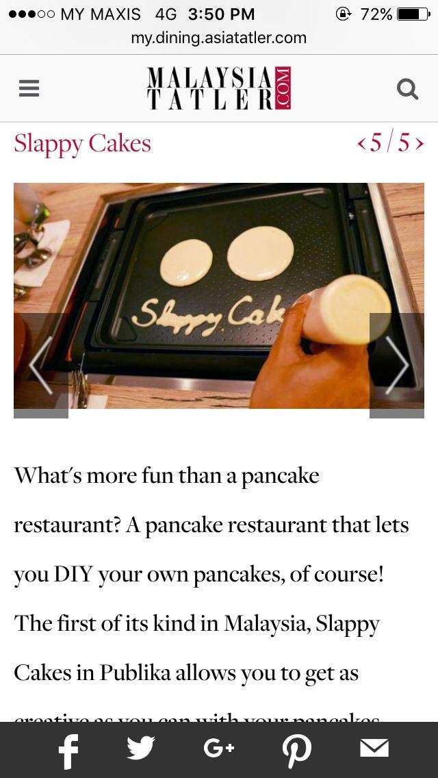 Slappy Cake  Publika