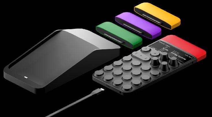 Taschenrechner für Musik - Sounds und Beats? Kennt man irgendwie. Zont geht aber noch ein Stückchen weiter und bringt austauschbare Cartridges mit!