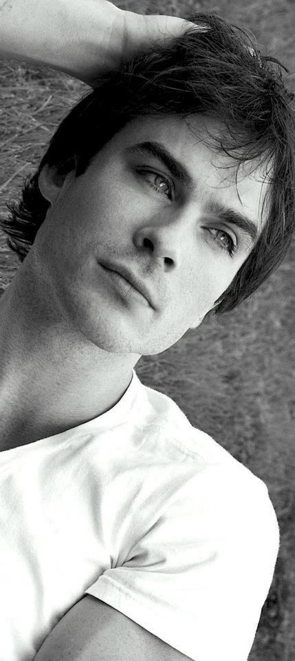 Ian Somerhalder. seriously so dreamy.