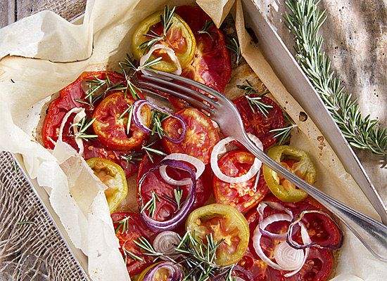Овощи в духовке: способ изменить вкус привычных блюд