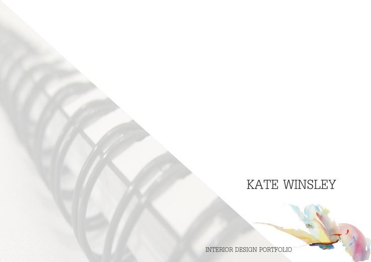 Kate Winsley's Portfolio  Interior commercial & residential Design, Product…