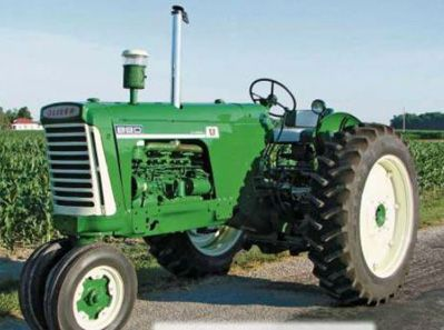 1959 oliver 880 tractors tractors tractor implements - Craigslist mississippi farm and garden ...
