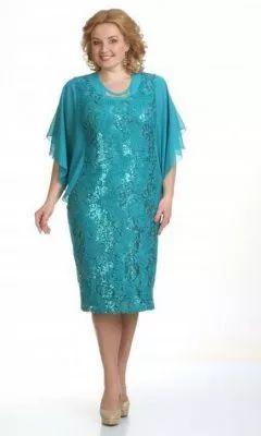 Платье для полногрудых