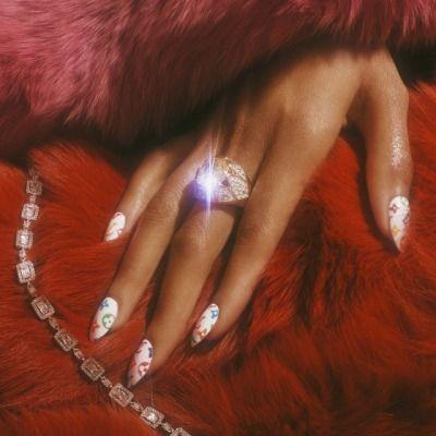Pin by ᎶᎥᎶᎥ on orange   Fashion nails, Nail art wedding ...