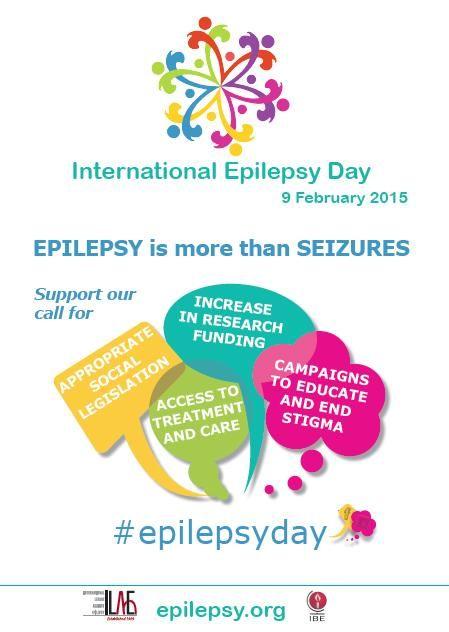 International Epilepsy Day 2015 | SUDEP Action
