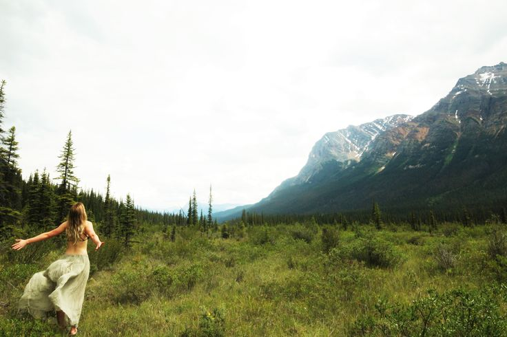 Freedom , wilderness , beauty , mountains , wanderlust , hiking , Canada , Rocky Mountains , Nature