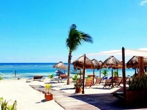Costa Maya YaYa All Inclusive Beach Break Day Pass Excursion - Costa Maya Excursions