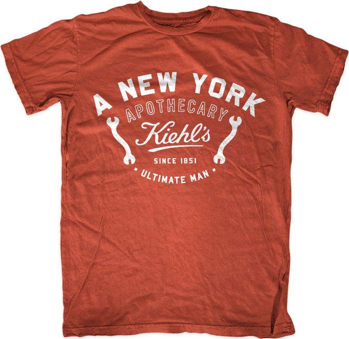 KIEHL'S vintage t-shirts by Neighborhood Studio