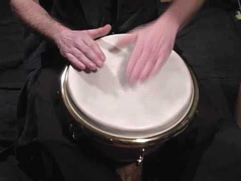 101 Drum Circle Rhythms (drumcircles.net) Djembe DVD Drumming Sample