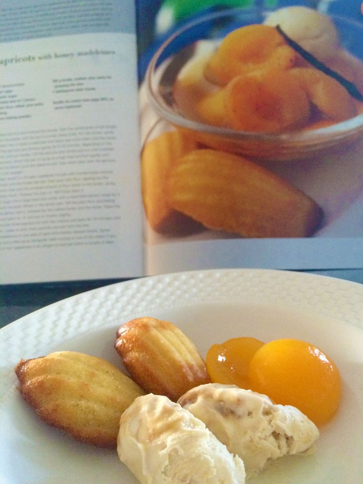 Madeleines - the perfect French tea cake