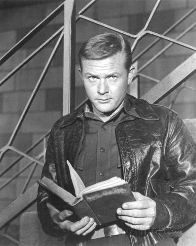 Martin Milner (born December 28, 1931) -  http://en.wikipedia.org/wiki/Martin_Milner   ||  Photo at AllPosters.com