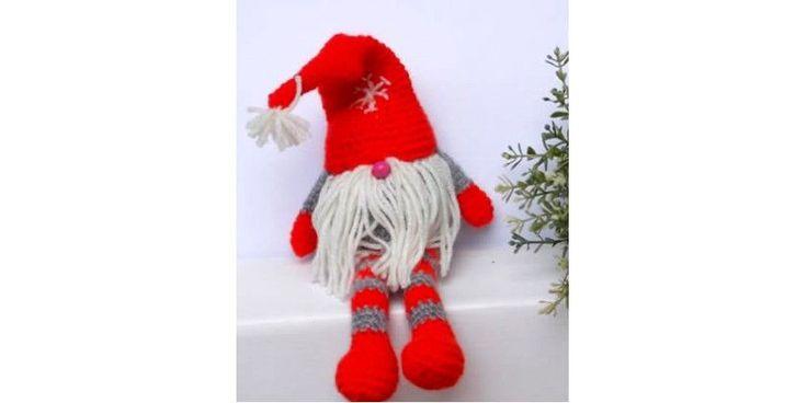 Karácsonyi manó: Tomte