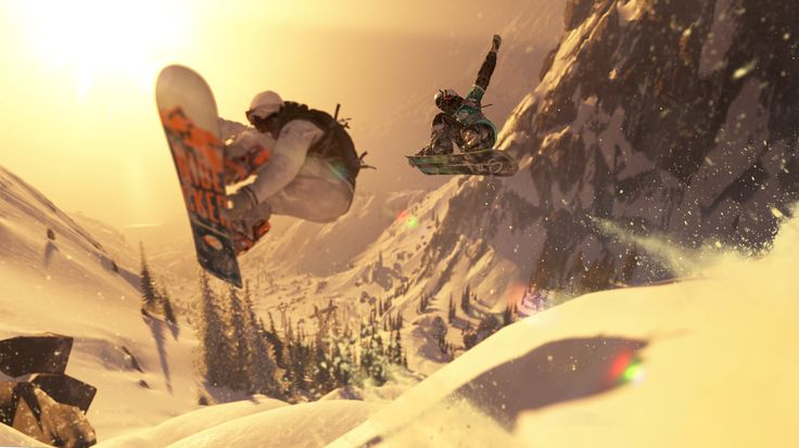 The Top 5 things about Steep Steep is an open-world extreme sports title set on a mountain range. You can ski, snowboard, wingsuit and paraglide your way into the extreme sports record books – accruing a few broken bones along the way. After playing the closed beta, I was hooked. It's not hard to see why. Steep is a beautiful game which opens an expansive world up to the player. The sky is...
