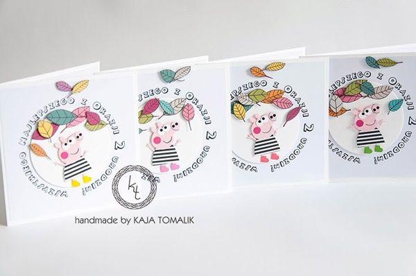 INSPIRACJE URODZINOWE- PEPPA - Mamine Skarby by Magda Jasińska