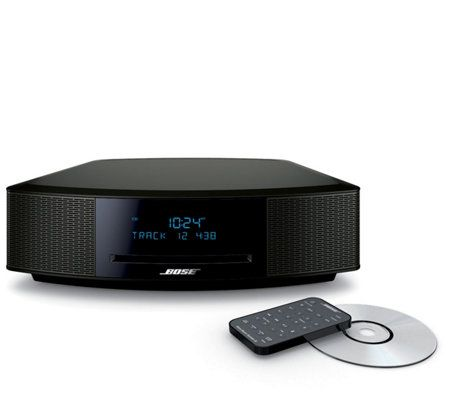 $299.95 Bose Wave Music System IV with CD Slot & Dual Alarm Clock dealfomo