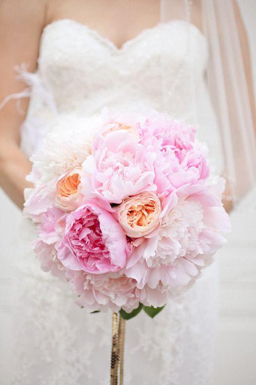 Peonies bouquet    Photography: Edyta Szyszlo  Design, Planning, Flowers: lovely little details