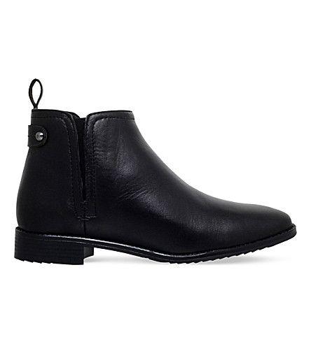 CARVELA COMFORT   Rex leather chelsea boots #Shoes #Boots #Chelsea boots #CARVELA COMFORT