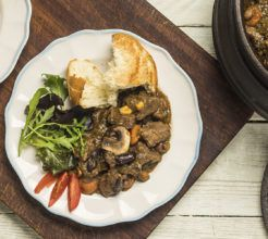 Traditional beef potjie. #Beef #Recipe #SouthAfrica