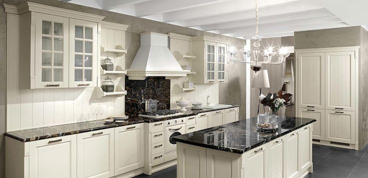 Le 25 migliori idee su cucina in ciliegio su pinterest - Centro mobili veneto ...