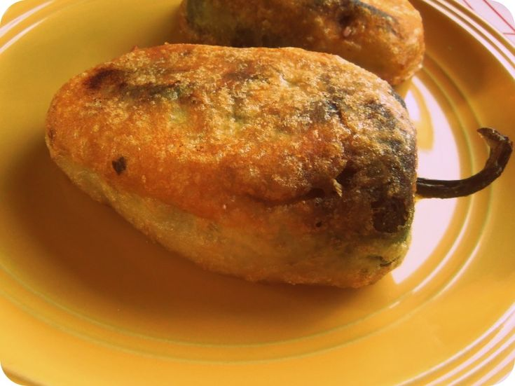 Chiles Rellenos with Beef Picadillo and Potato - Hispanic Kitchen