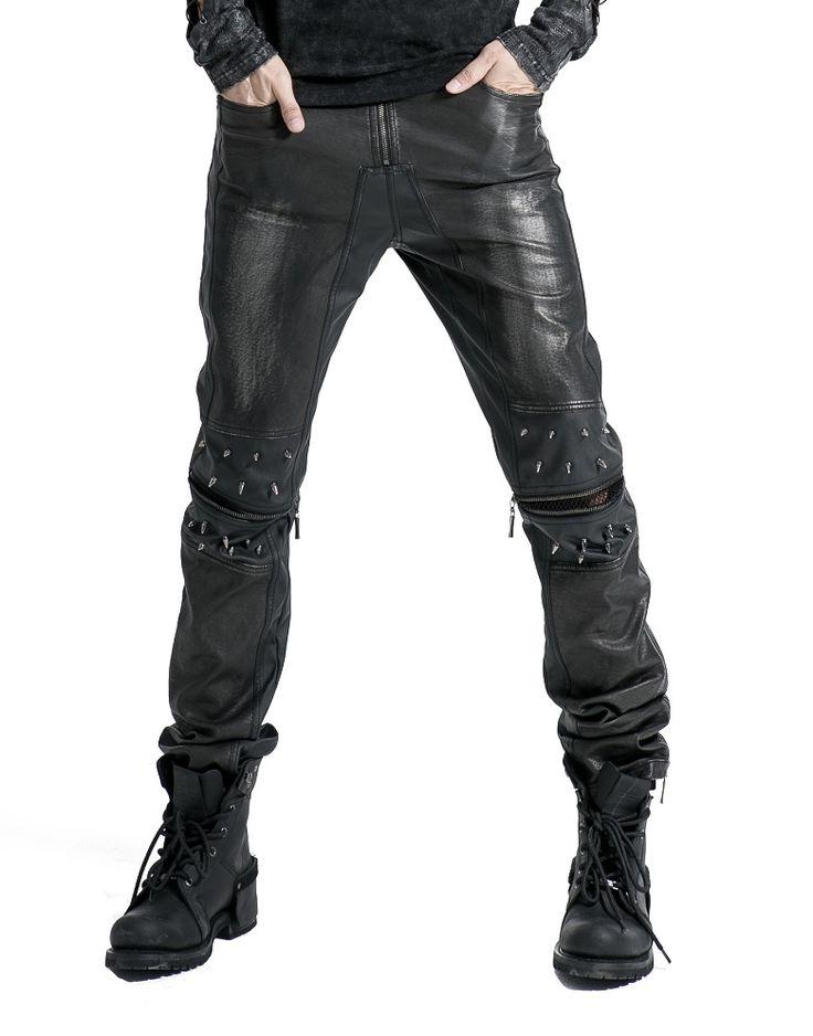 Punk Splash Jeans | OtherWorld Fashion