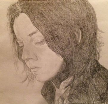 Jack White by Pandrej