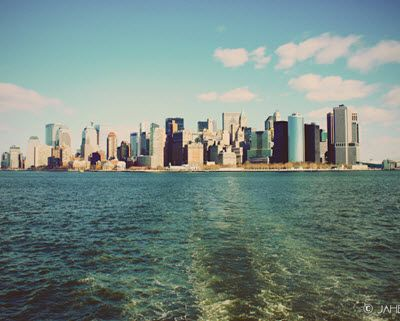 Où prendre en photo la skyline de New York