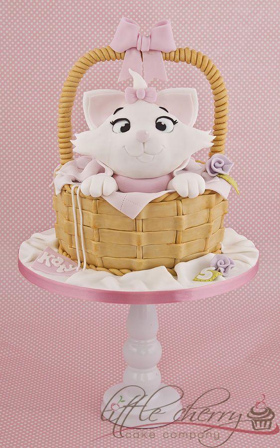 Marie Aristocats Cake