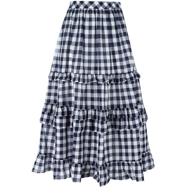 25 best ideas about gingham skirt on gingham