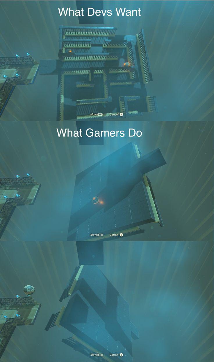 [Legend of Zelda: Breath of the Wild] Game Design In A Nutshell <<< WHY DIDN'T I THINK OF THIS<< OH MY GOD I HATE THIS SHRINE SO MUCH WHY HAVEN'T I DONE THIS