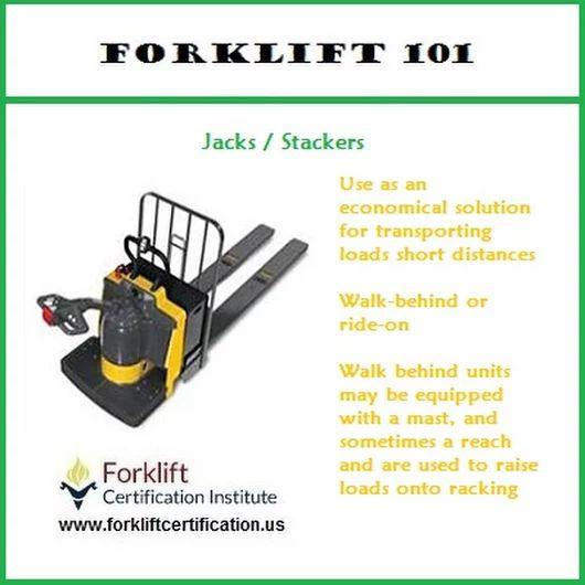 Learn more! Enroll now! #forklift #forklifttraining #forkliftcertification