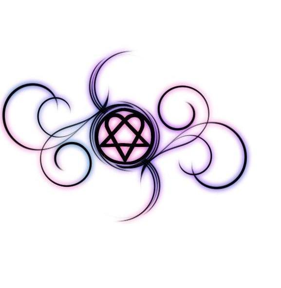 Heartagram, I like this idea too for a tattoo