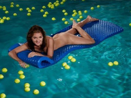 Radwanska poses naked for ESPN Body issue