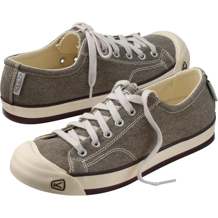 Women's Keen Coronado Shoes equip the classic sneaker to climb to new heights of comfort, support and nimble-footedness. From Duluth Trading Company.
