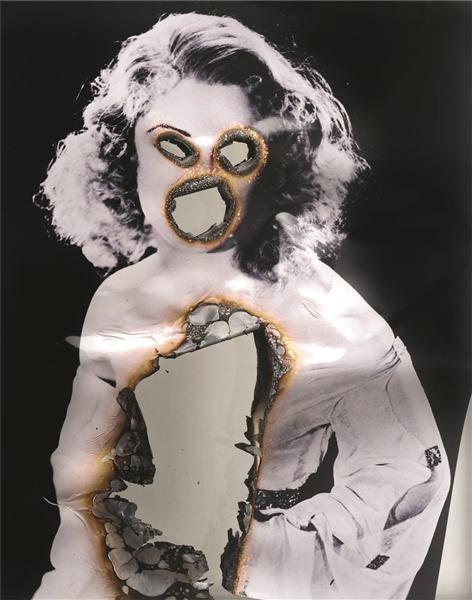 Phillips de Pury & Company: Contemporary Art Day, DOUGLAS GORDON, Self-portrait of You + Me (Marlene Dietrich)