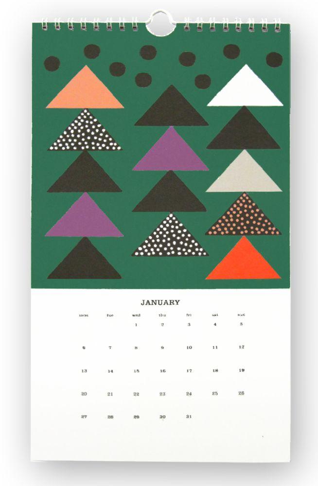 Wall Calendar 2014 | kauniste Online Shop