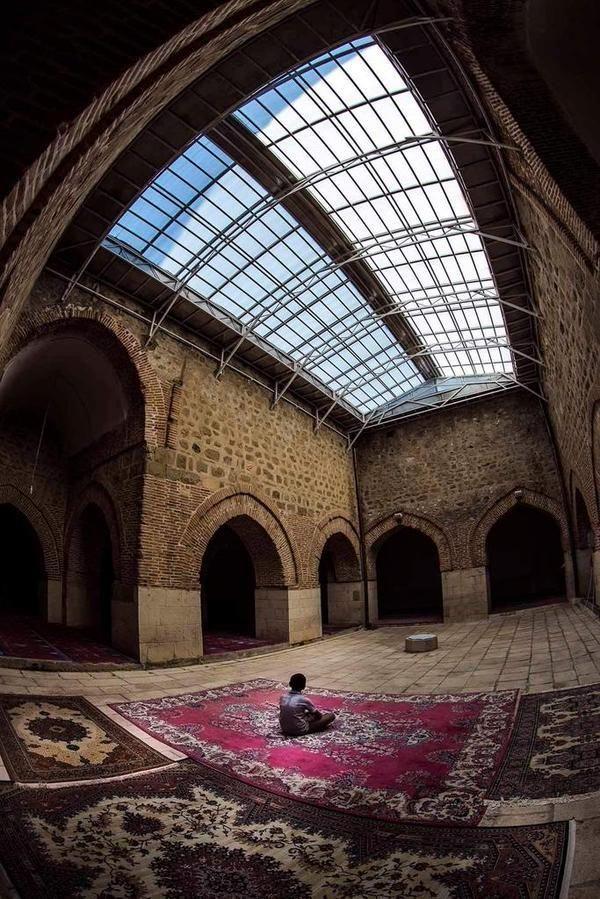 Harput Ulu mosque, Elazığ Turkey Photo by Mesut KURT